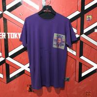 Ssanaya Tryapka Christ T purple