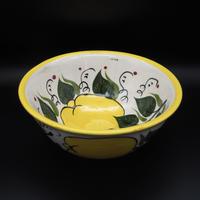 Rishton ceramic Bowl Lemon