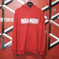 MIRA-MIRU! Logo Hoodie
