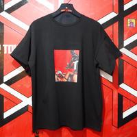 SSANAYA TRYAPKA Mask T-shirt Black