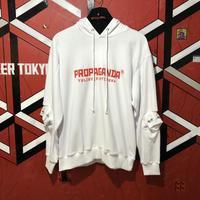 YULIA YEFIMTCHUK hoodie white