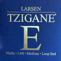 【ヴァイオリン弦】LARSEN Tzigane / ラーセン ツィガーヌ E線  Loop