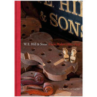 【書籍】W.E.Hill & Sons Violin Makers 1880-1936 スタンダード版