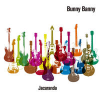 Bunny Banny 5th album 「Jacaranda」CD