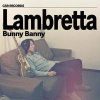 Bunny Banny 6th album 「Lambretta」CD