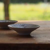 田代倫章 銀化釉小鉢