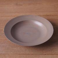 赤木明登 スープ皿 白漆