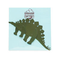 Handcrafted Mobile / Stegosaurus