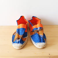 Mama espadrille / african orange