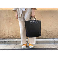 YOUNG&OLSEN / CANVAS CARRYALL TOTE M (BLACK)
