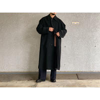 AURALEE / CASHMERE WOOL MOSSER BIG COAT