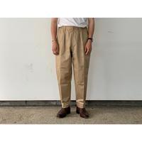SCYE / Cotton chino Drawstrig Trousers