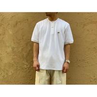 SCYE / Cotton Pique Henlry Neck Shirts