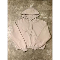 AURALEE / SUPER SOFT SWEAT BIG HALF ZIP P/O