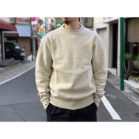 SCYE / Fleece Back Jersey Sweat shirt