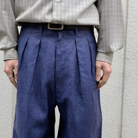 m's braque / HARLEM PANTS (INDIGO)