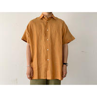 E.TAUTZ / DOLMAN SHORT SLEEVE SHIRT