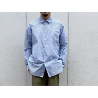 SCYE / Crispy Polyester Nylon Taffeta Big Shirt