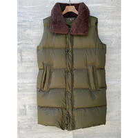 HAVERSACK / LONG DOWN VEST