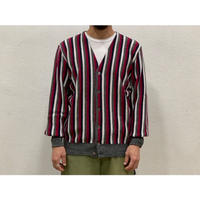 FANNI LEMMER MAYER / 4Colors Stripe Alpaca Cardigan