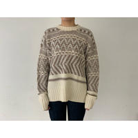 R JUBILEE / Jacquard Knit