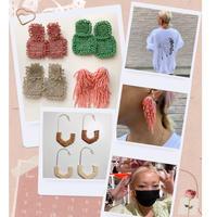 Fun fun earrings