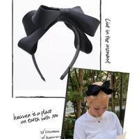 Double ribbon headband
