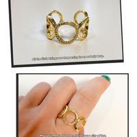 Circled ring