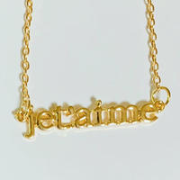 jetaime necklace