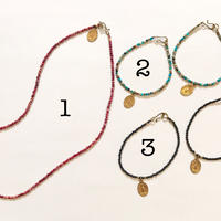LIMITED QTY /  necklace and bracelet
