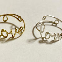 Kaystyle jewelry love ring
