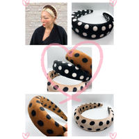 dots head band