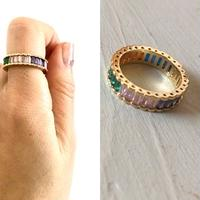 rainbow ring A