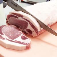 プレミアムとんかつ用ロース肉[チルド冷蔵](6食セット) ◎ブランド豚本ロース・北海道ルスツ高原産使用 ◎冷凍品ではありません・チルド冷蔵発送