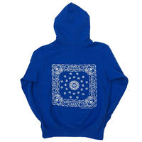 BANDANA HOODED(BLUE)
