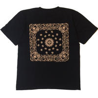 BANDANA T-SHIRT (BLACK)