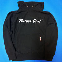 OG LOGO HOODED (BLACK)