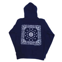 BANDANA HOODED(NAVY)