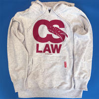 CS-LOGO HOODED(ASH GRAY)