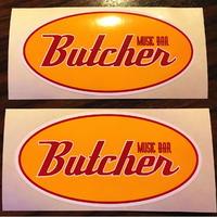 Butcherステッカー
