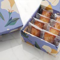 Butteryフィナンシェ(8個入りギフトボックス)