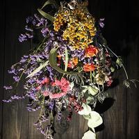 ドライフラワー花束(PLBV180174)