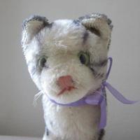 ヴィンテージシュタイフ猫ちゃん