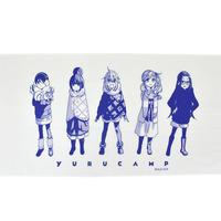 ゆるキャン△ 野外活動サークル手ぬぐい (AKRYUR006)