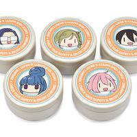 ゆるキャン△ お茶缶コンプリートセット AKRYUR049