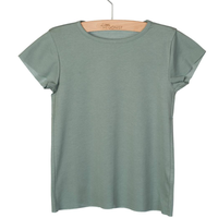 little HEDONIST   T-shirt DEAN (Chinois Green)