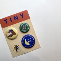 tinycottons   explorers pins