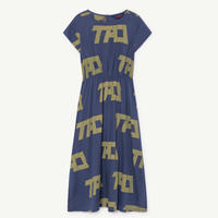 THE ANIMALS OBSERVATORY   MARTEN  KIDS  DRESS