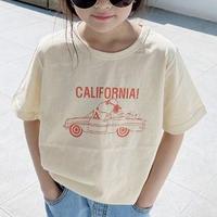 スヌーピーTシャツ(クリーム)90.100.110.120