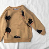 Mini Rodini  pig sweatshirt